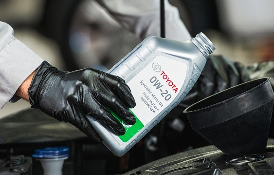 All-in-Pricing from $54.86 for your Toyota Oil Changes