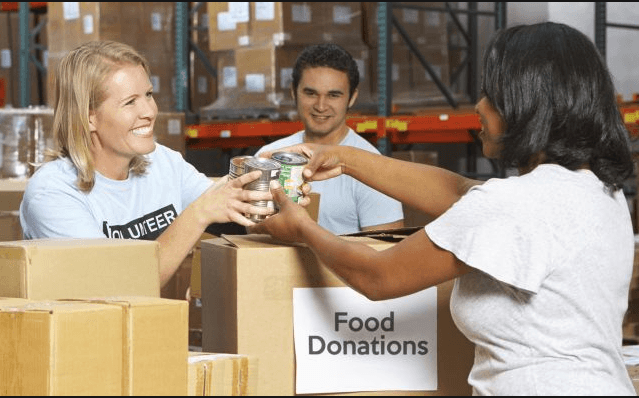 $25 Food Bank Coupon Now Redeemable!