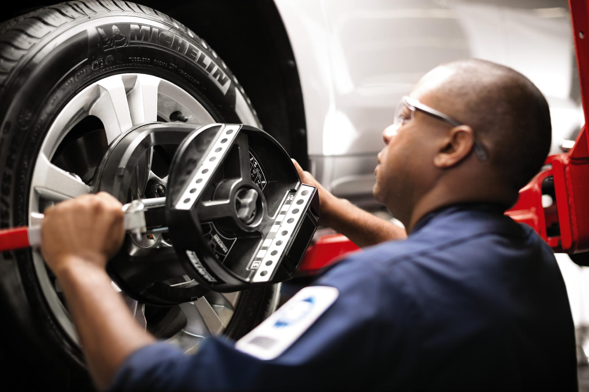 Wheel Alignment for $129.95