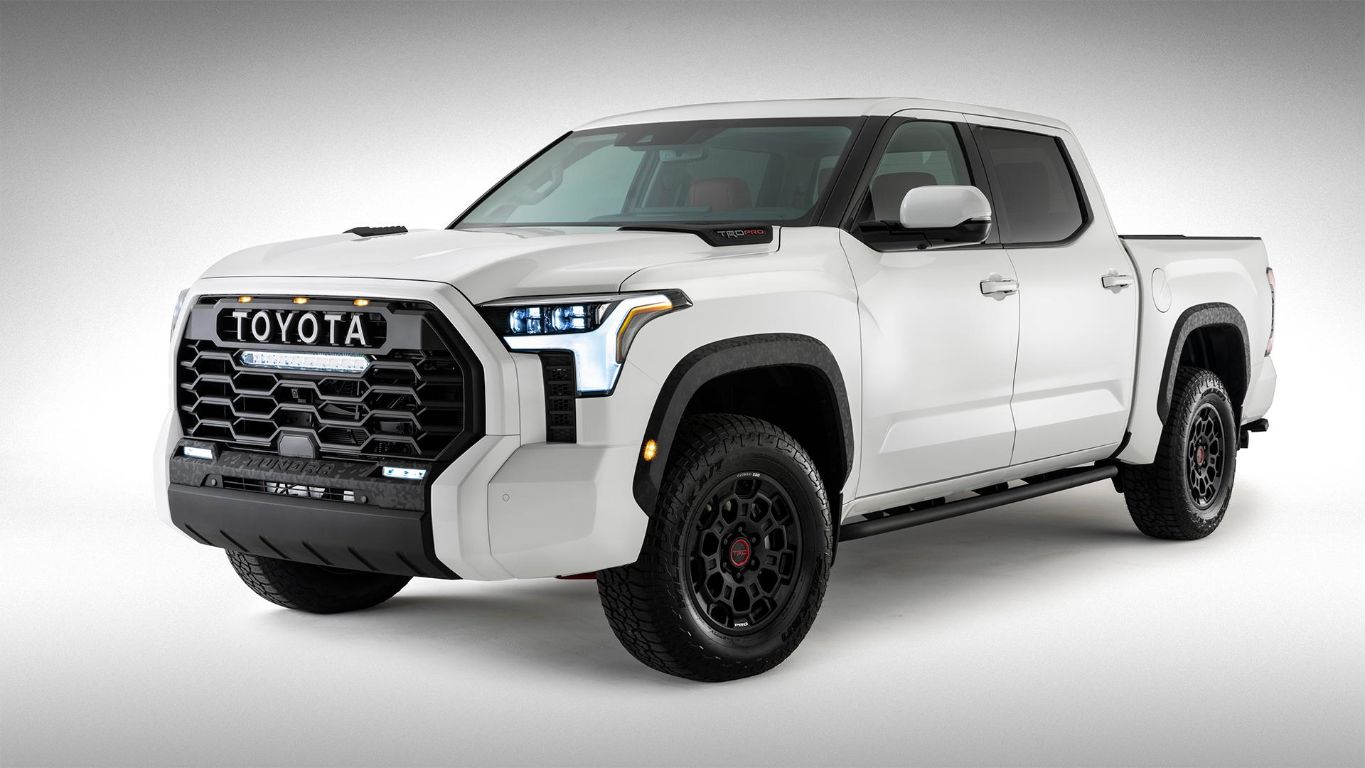 The All New 2022 Toyota Tundra coming to Tony Graham Toyota this Fall 2022
